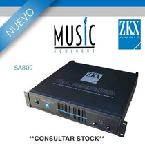 Potencia Nacional Zkx Sa 800 - Bm Music Boulogne