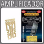 Antena Amplificadora De Señal Celular 5x $99 - De Locos!