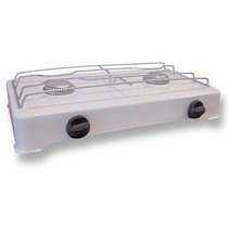 Anafe Cocina 2 Hornallas Gas Envasado- Natural Ideal Camping