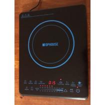 Anafe Electrico Por Induccion 1900w Panel Tactil