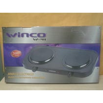 Anafe Electrico Winco W41