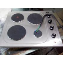 Anafe Electrico Empotrable 4 Hornallas