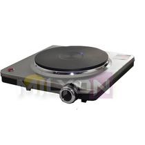 Anafe Eléctrico Ultracomb 1500w 1 Hornalla Acero Inox. Envio