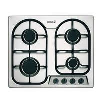 Anafe Cata A Gas Mod. L604 Fti Placa De Acero Inox. (nuevo)