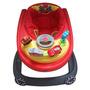 Andador Musical Lujo Cars Disney Bandeja C/ Juegos Babymovil