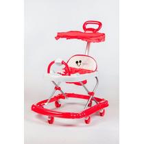Andador Disney Mickey Minnie Pooh Empuje Music/ Open-toys 21