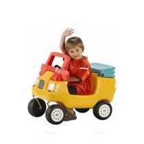 Auto Buggy De Paseo Andador Con Baul Rotoys Nuevo
