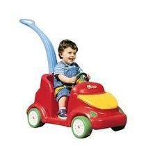 Auto De Paseo Con Manija Rotoys Nuevo Toysdepot