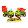 Camion Volcador Y Andador Grosso Tv Luni Plast - Toysdepot