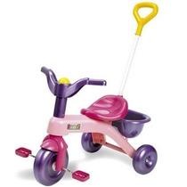 Triciclo Rondi Andador Con Barral Para Nena Y Nene