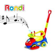 Andador Caminador 2 En 1 Rondi Funny Top Musical Barral