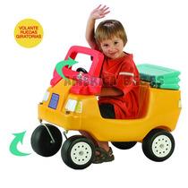 Auto Andador Buggy Rotoys 18 M - 5 Años Ruedas Giratorias