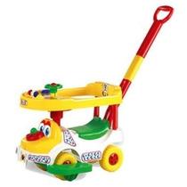 Andador Para Bebes Rondi 2 En 1 Maxi Con Barra De Arrastre