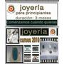 Cursos De Joyeria En Plata-promoción Única-