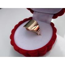 Anillo Sello Unisex En 8 Gramos De Oro 18k -merlin Joyas-