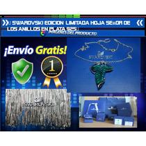 Swarovski Edicion Limitad Hija Señor De Los Anillo Plata 925