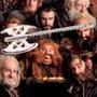 Hacha De Gimli Del Senor De Los Anillos Colgante Hobbit