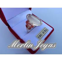 Anillo Cleopatra Oro 18k- 5 Gramos- Merlin Joyas-