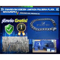 Swarovski Edicion Limitada Pulsera Plata 925 Europea