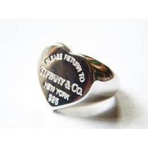 Anillo Tiffany & Co Corazon Plata 925