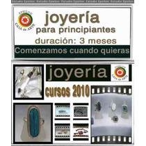 Joyas-cursos De Joyeria En Plata-promoción Única-