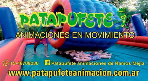 Animaciones Deportivas Y Acuaticas --fiesta De La Espuma