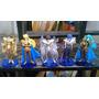Caballeros Del Zodiaco / Saint Seiya Set X 5 Figuras