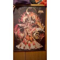 Posters De Tela Saint Seiya Sacred Saga