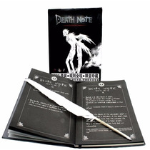 Death Note - Libreta Con Pluma - Anime Manga Cosplay