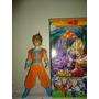 Dragon Ball Z Son Gokou Muñeco De Goma 41 Cms.