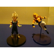 Gashapones Dragon Ball. Set X 2