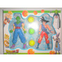 Muñecos De Dragon Ball Z 2 Muñecos Por Caja-4 Modelos