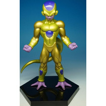 Dragon Ball Z F Golden Freeza - Freezer Banpresto