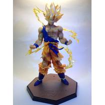 Dragon Ball Z Goku Super Saiyan 100% Original Bandai Haedo