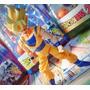 Dragon Ball Z - Goku Vegeta Piccolo -articulados Simfiguarts