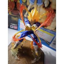 Dragon Ball Z - Vegeta Ss 16 Cm. Figuarts Zero Goku
