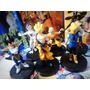 Dragon Ball Z - Set De 6 Figuras -14 Cm. Goku Vegeta Frezzer