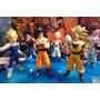 Dragon Ball Z - Set De 6 Figuras - Goku Majin Buu Gohan