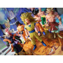 Dragon Ball Z Set De 6 Figuras 14 Cm. Goku Ss3 Tapion Broly