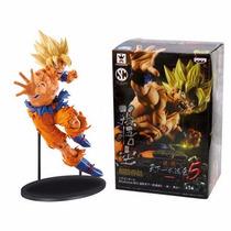 Dragonball Z Scultures Super Saiyan Goku Banpresto Ya!!!!!!!