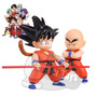 Goku Y Krilin Dragon Ball Nuevos
