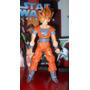 Muñeco De Goku + Dragon Ball - Dvd La Batalla De Los Dioses!