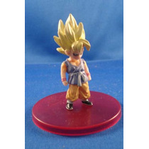 Dragon Ball Z Gashapon Swargento!