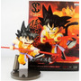 Figura De Goku Niño Con Báculo Banpresto - Dragon Ball Z