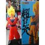 Muñeco Goku Super Sayayin - Tamaño Grande Dragon Ball Z Kai