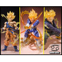Goku , Vegeta & Trunks Bandai - Dragon Ball Z Oferta