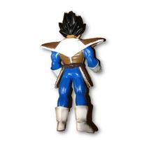 Dragon Ball Z Personaje Vegeta Con Base Pvc