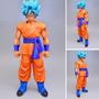 Dragon Ball Z Goku God Dios 27 Cm Master Star Piece