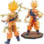 Muñeco Son Goku Ss O Trunks Dragon Ball Z Bandai Figu Arts