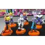 Muñecos Dragon Ball Z Goku Freezer Trunks Bills 6 Gashapones